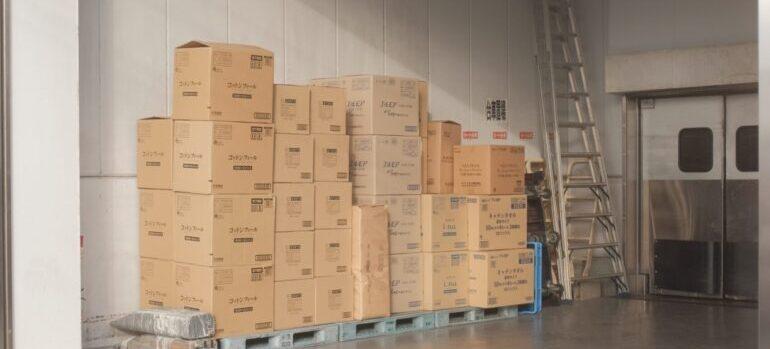 Kutije spremne za selidbe Slovenija