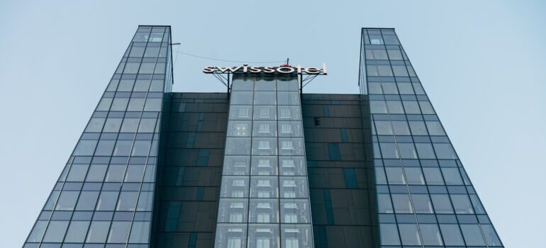 Moderan hotel u Sarajevu