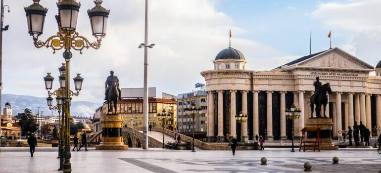 Kombi prevoz Beograd Skoplje je pravi izbor za vas