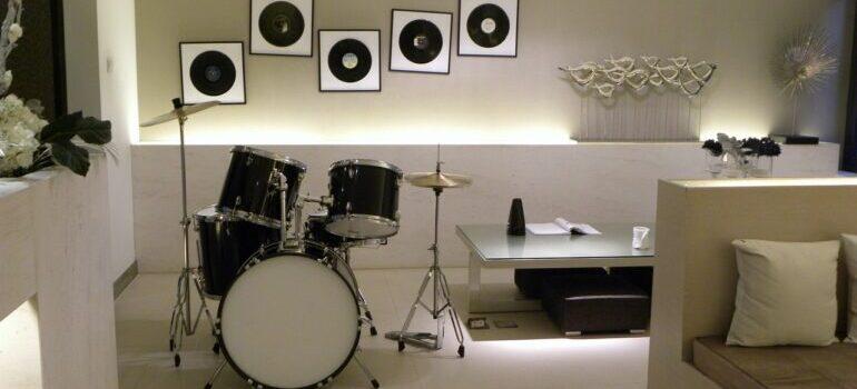 Bubnjevi u podrumu