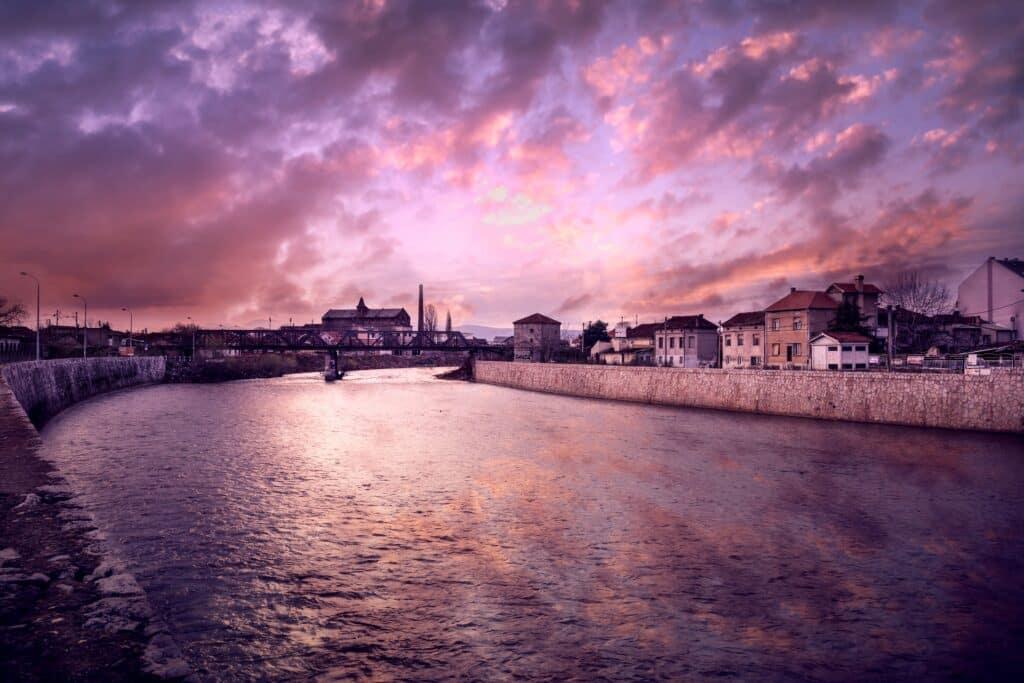 Grad Niš u svojoj lepoti zbog koje je selidba u Niš veoma uzbudljiva