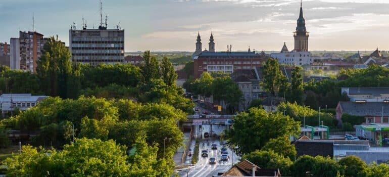Istražite grad nakon selidbe Subotica