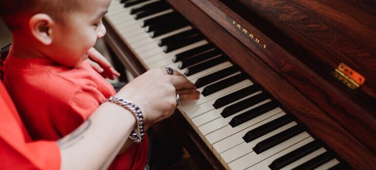 Selidba klavira je bitan deo preseljenja Vaše porodice.