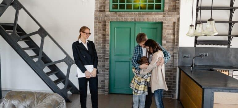 Porodica i naš agent nakon selidbe
