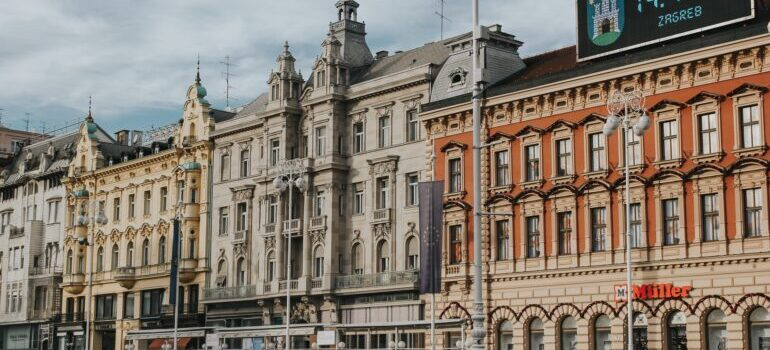 Izaberite Beograd Zagreb kombi opcije