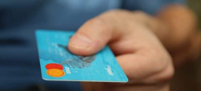 Plaćenje karticom