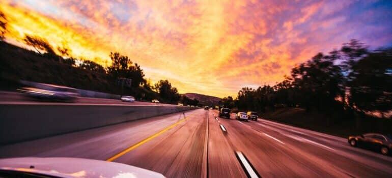 Vožnja autoputem