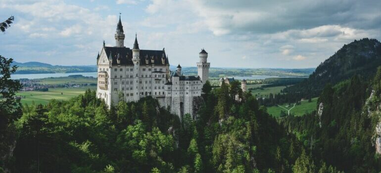 Dvorac u Nemačkoj