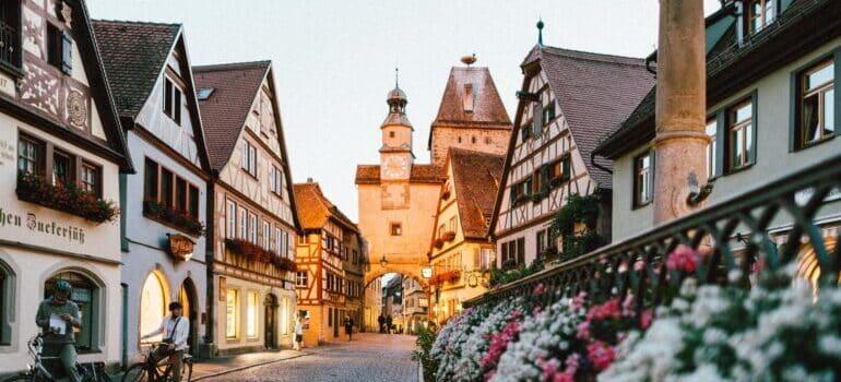 Selo u Nemačkoj