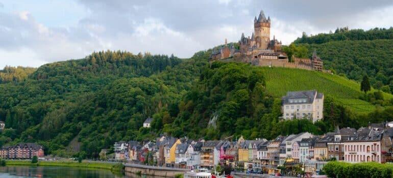 Pejzaž u Nemačkoj