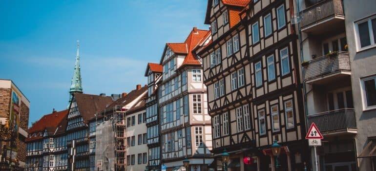 Pogled na Hanover