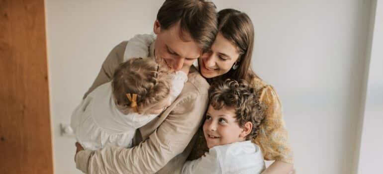 Srećna porodica