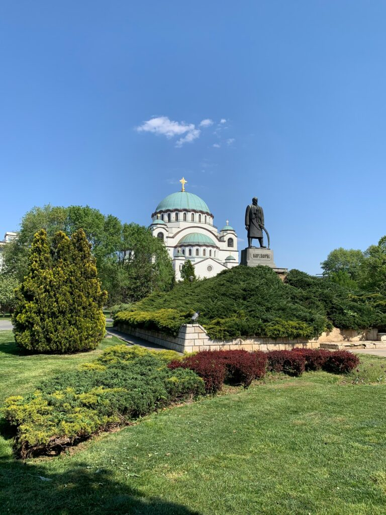 Hram svetog Save - jedan od razloga da se preselite se sa Savskog venca na Vračar