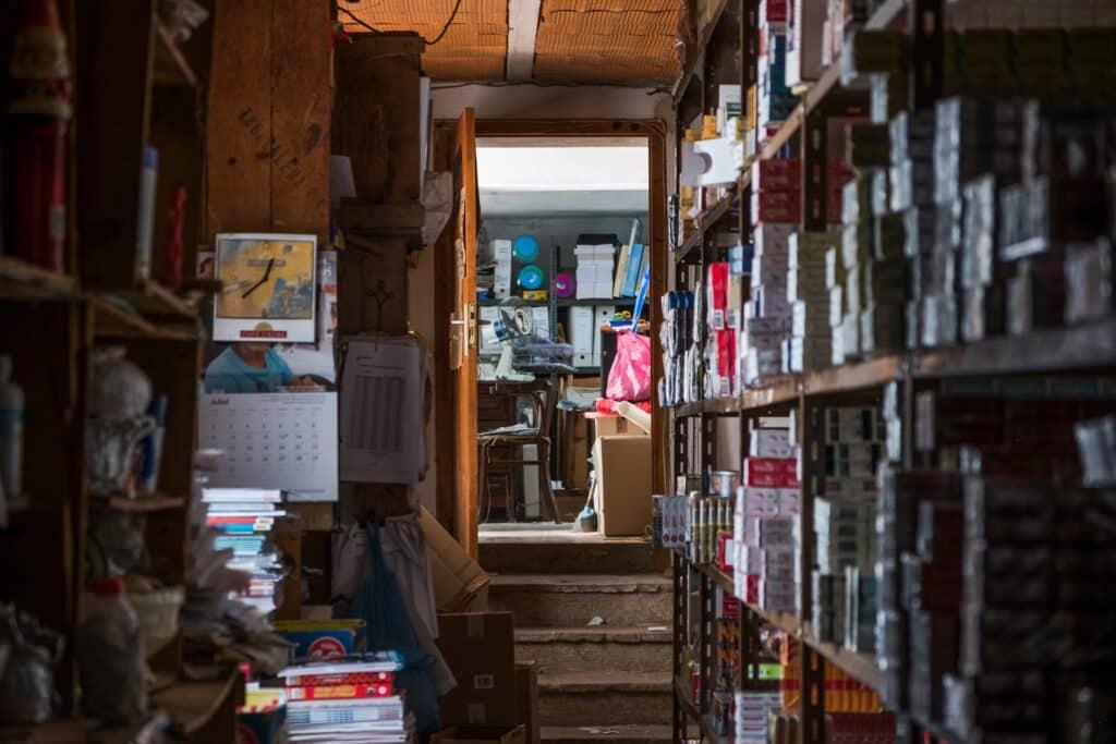 Mali magacin kao jedan od načina da organizujete skladišni prostor
