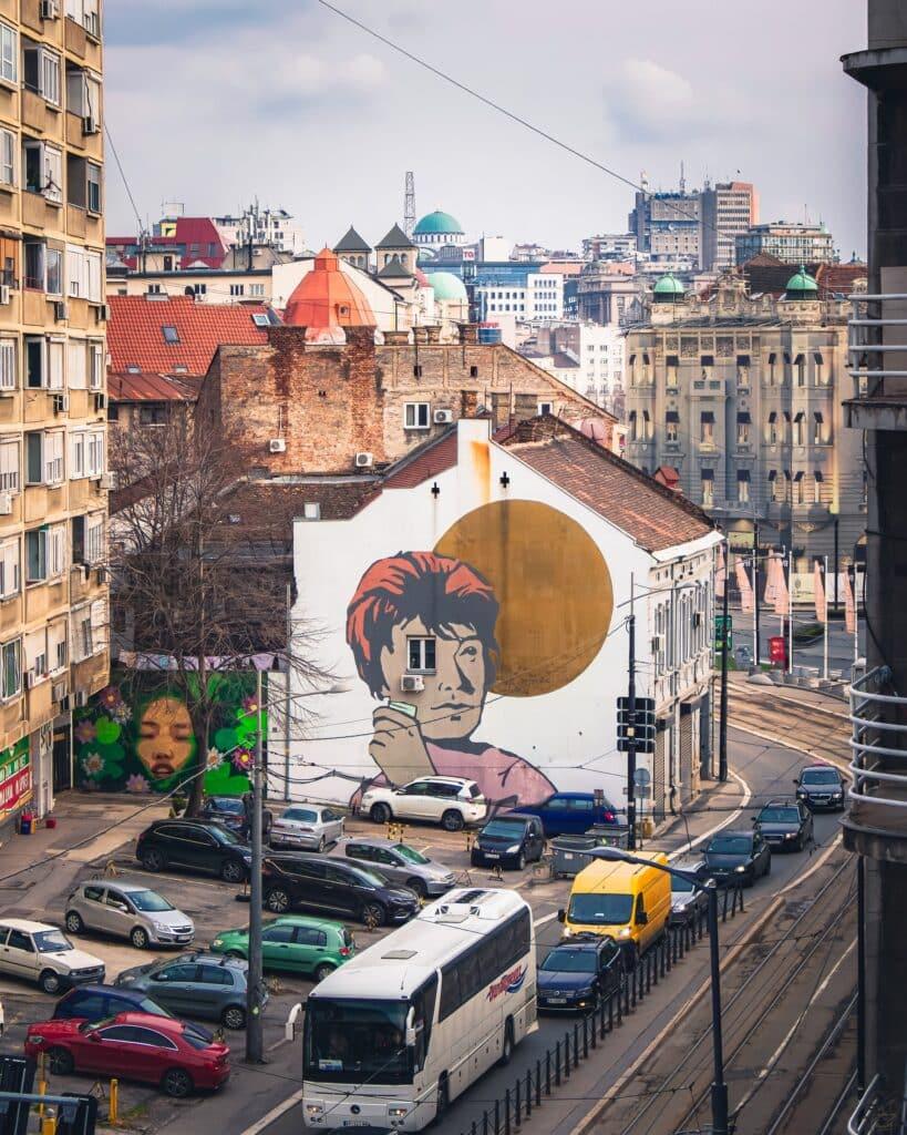Grafiti i urbana sredina jedan su od razloga da se preselite iz Kragujevca u Beograd zbog posla