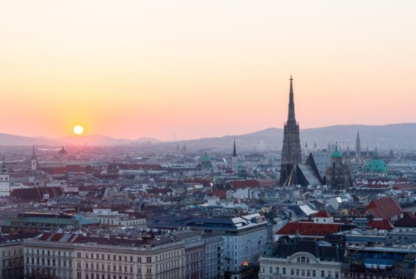 Panorama Beča kao jedna od stvari koju ne smete propustiti da vidite u Beču