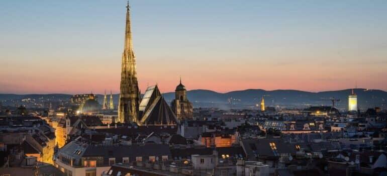 Pogled na Beč