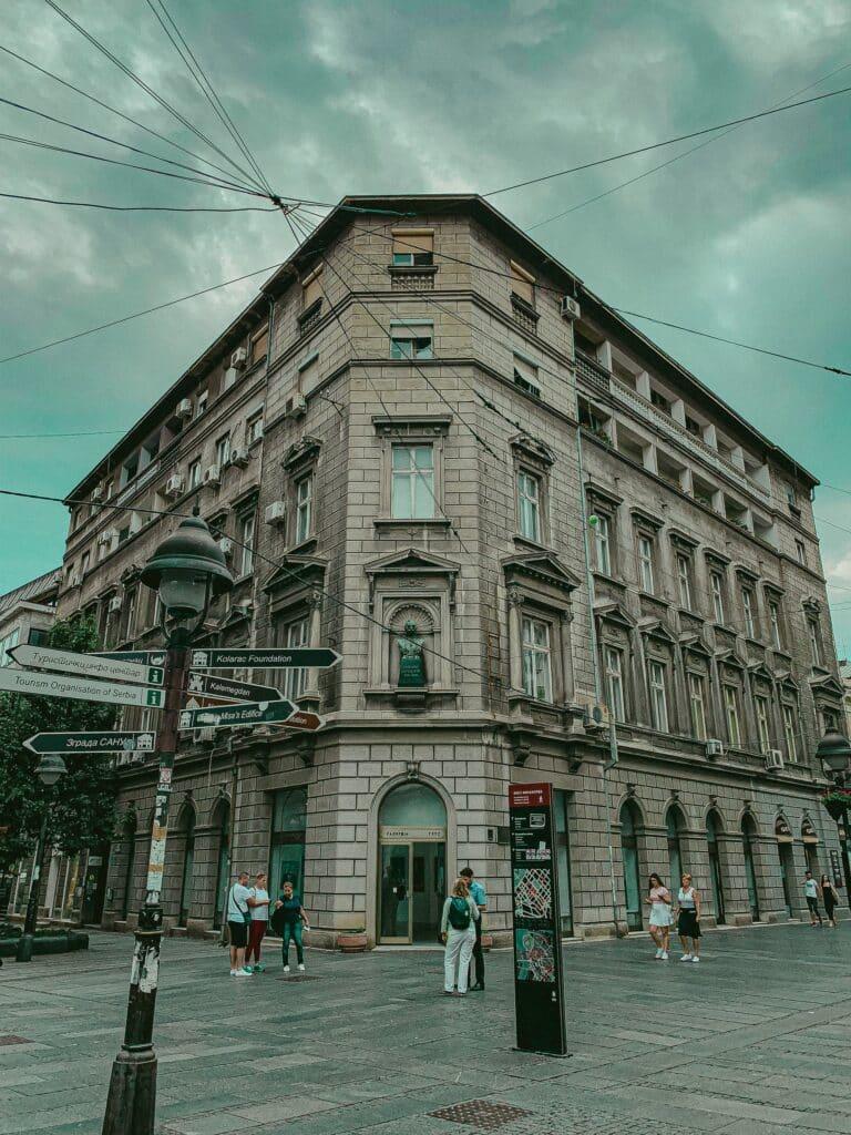 Selidba sa Savskog Venca na Novi Beograd
